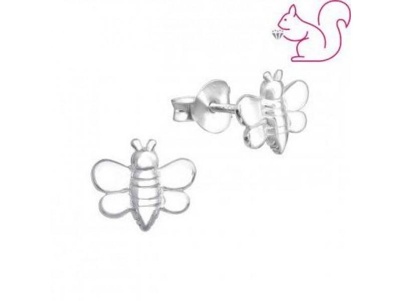 Méhecskés gyerek fülbevaló