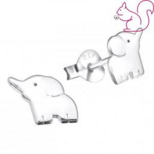 Elefántos gyerek fülbevaló