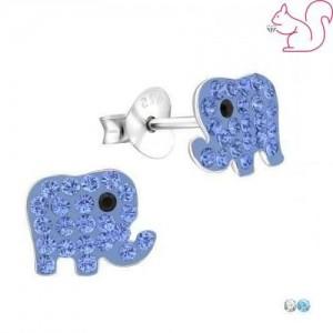 Elefántos fülbevaló, bedugós