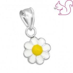 Kamilla virág medál